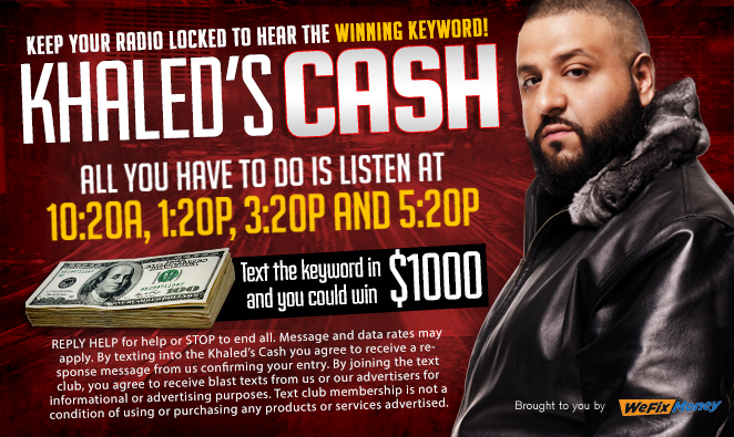 Khaled's Cash